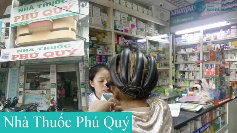 Nhà Thuốc Phú Quý