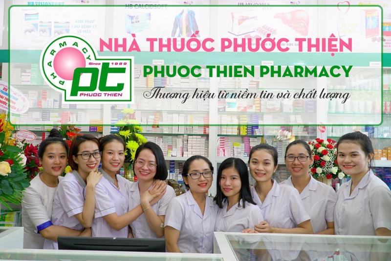 Nhà Thuốc Phước Thiện (Phuoc Thien Pharmacy)