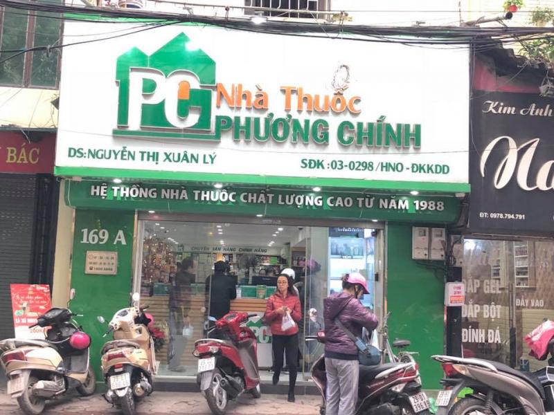 Nhà thuốc Phương Chính