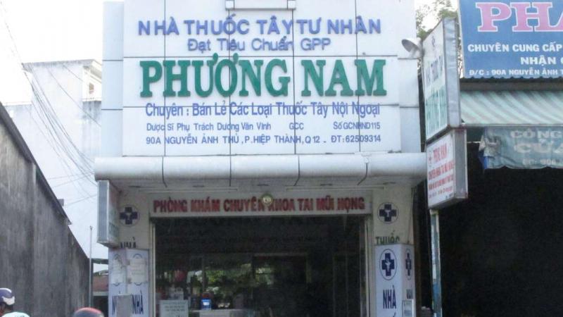 Nhà thuốc Phương Nam