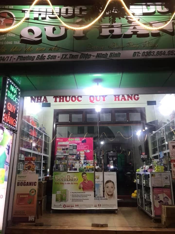 Nhà thuốc Quý Hằng