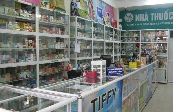 Nhà thuốc Sao Thái Dương
