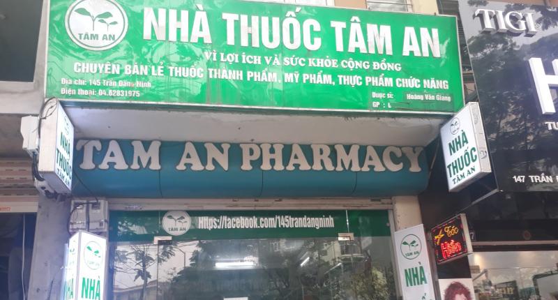 Nhà thuốc Tâm An
