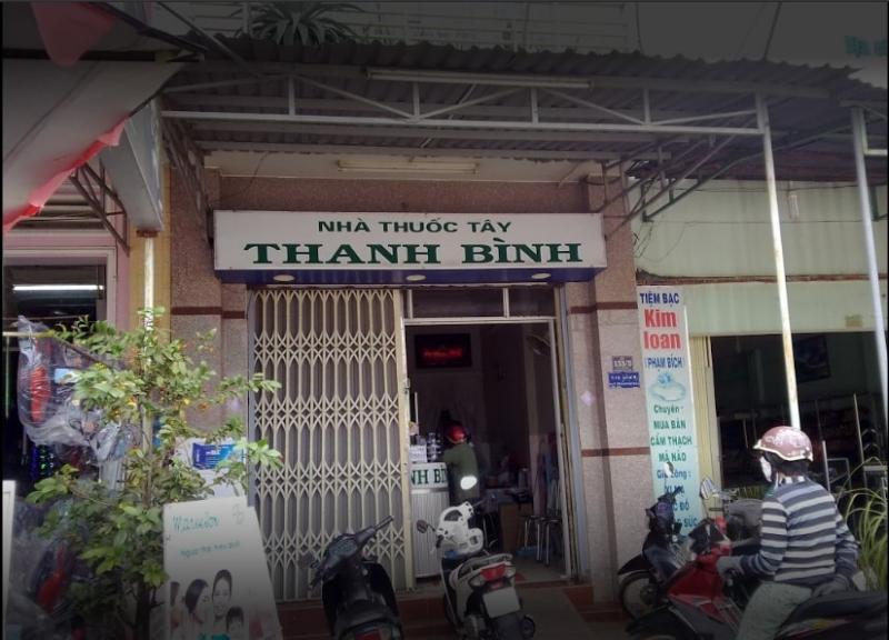 Nhà thuốc tây Thanh Bình