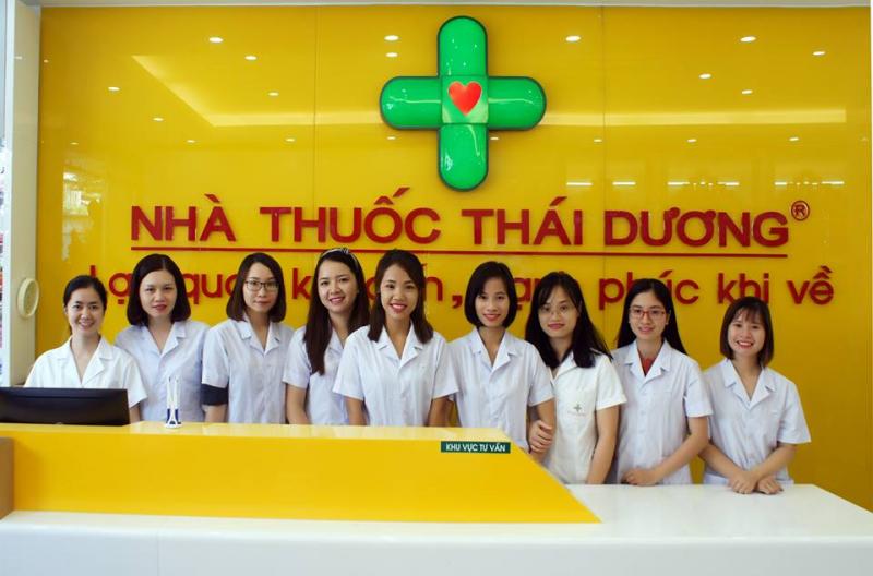 Nhà thuốc Thái Dương