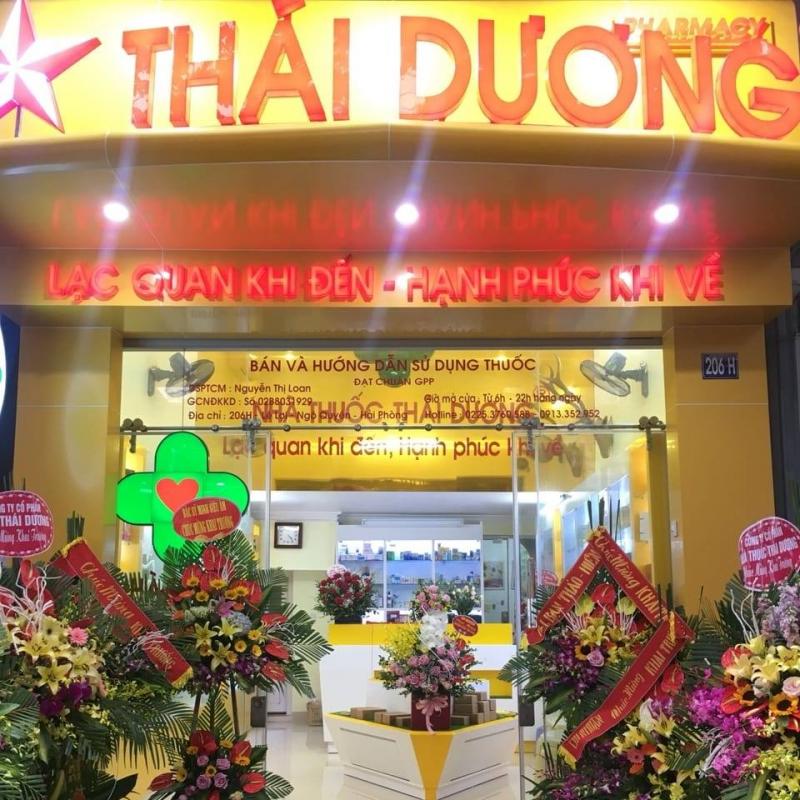 Nhà thuốc Thái Dương Hải Phòng