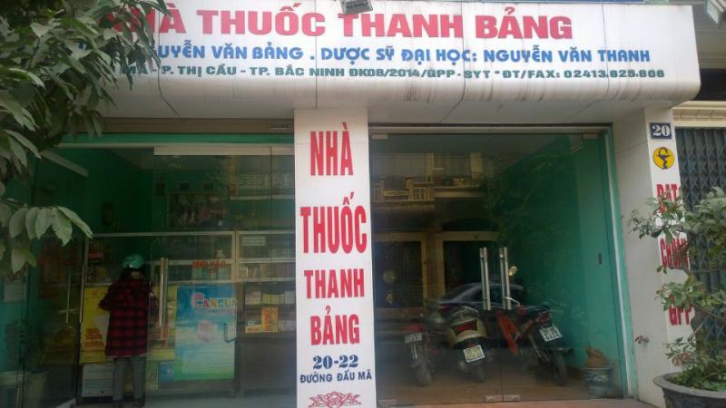 Nhà thuốc Thanh Bảng