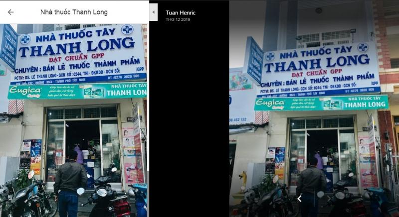 Nhà Thuốc Thanh Long