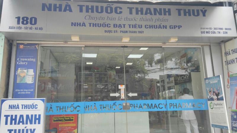 Nhà thuốc Thanh Thuý