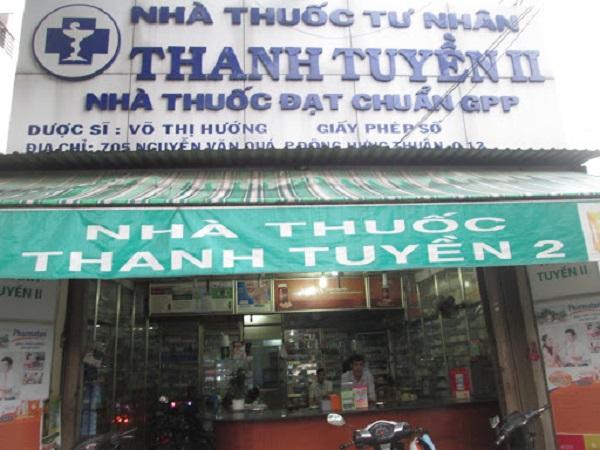 Nhà Thuốc Thanh Tuyền 2