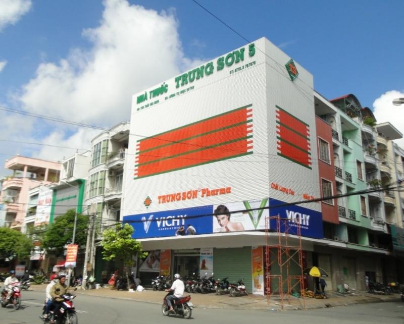 Nhà thuốc Trung Sơn