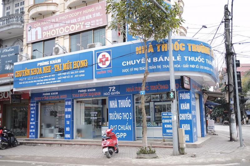 Nhà thuốc Trường Thọ