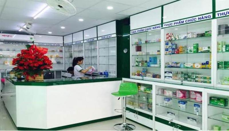Hệ thống nhà thuốc Việt