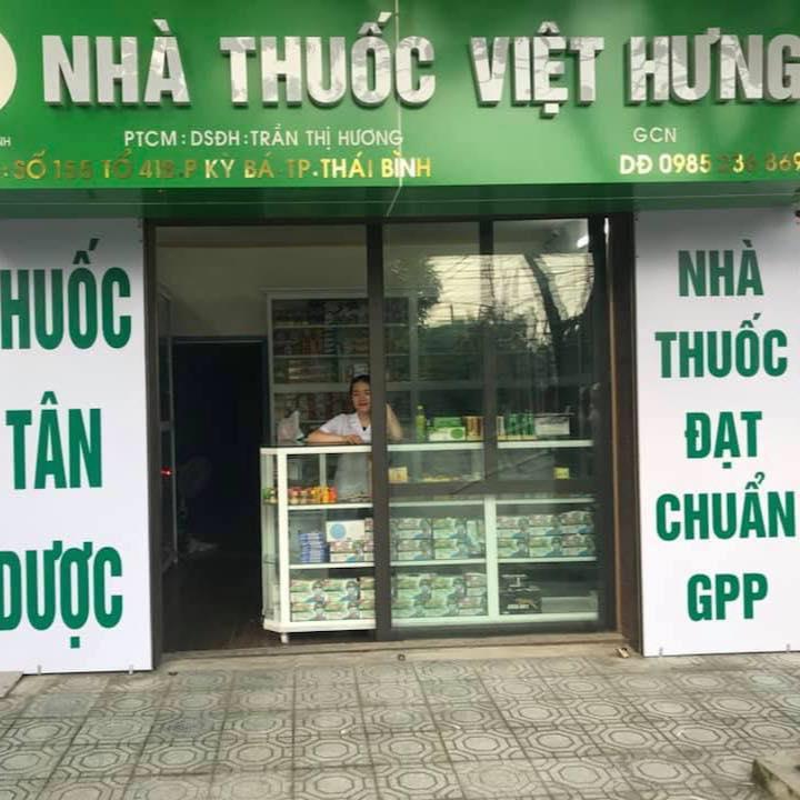 Nhà Thuốc Việt Hưng