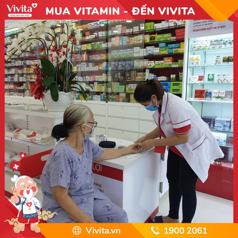 Nhà thuốc Vivita - Công ty Siêu Thị Sống Khỏe