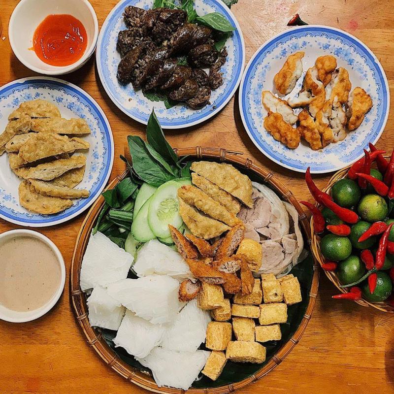 Top 5 Quán bún đậu mắm tôm được yêu thích ở quận 5, TP. HCM