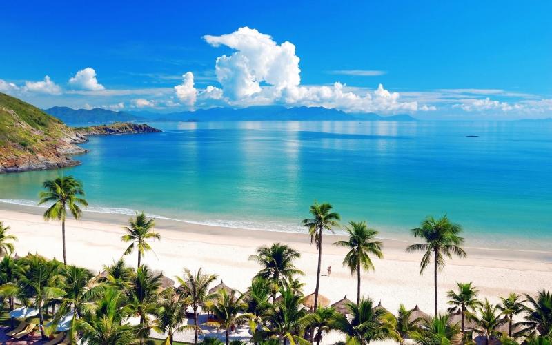 Nha Trang- bãi biển thiên đường
