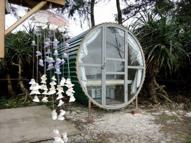 Nhà tròn Bungalow