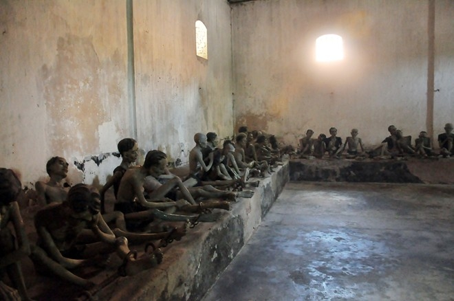 Nhà tù Côn Đảo- Nơi đáng sợ nhất Việt Nam bảo tồn chứng tích chiến