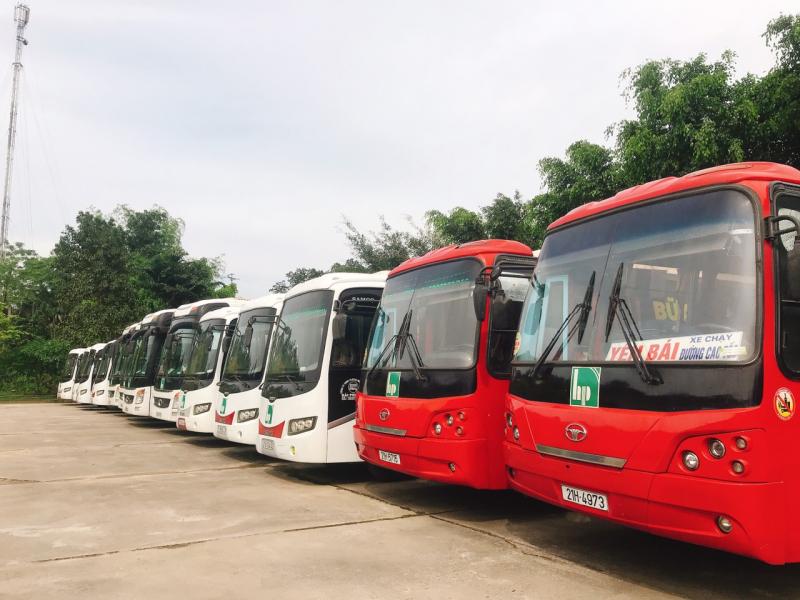 Top 7 nhà xe uy tín, chất lượng nhất chạy tuyến Hà Nội - Yên Bái