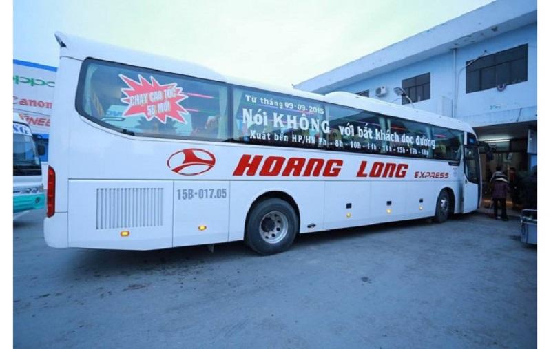Hãng xe Hoàng Long