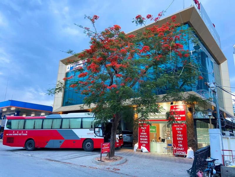 Nhà xe Kumho Việt Thanh