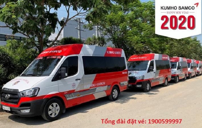 Top 7 nhà xe uy tín nhất chạy tuyến Tp HCM - Vũng Tàu