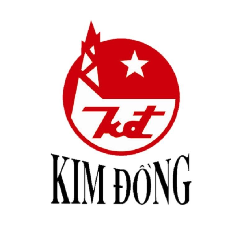 Logo NXB Kim Đồng