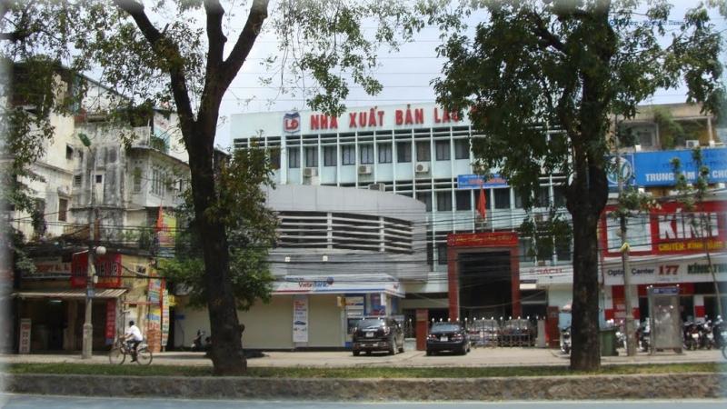 Trụ sở làm việc NXB Lao Động