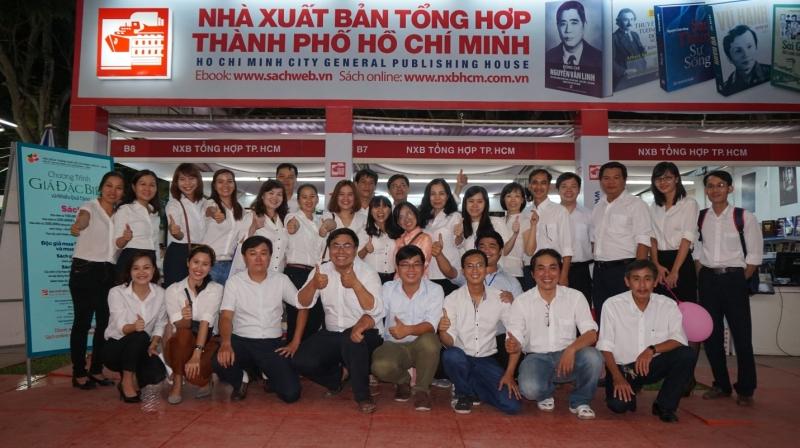 NXB Tổng Hợp Thành Phố Hồ Chí Minh