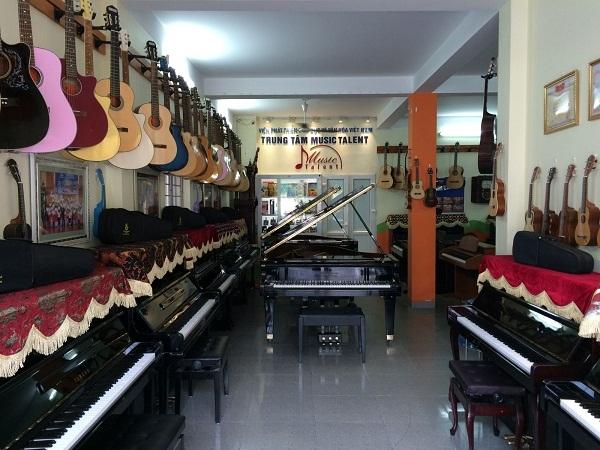 Nhạc Cụ Music Talent