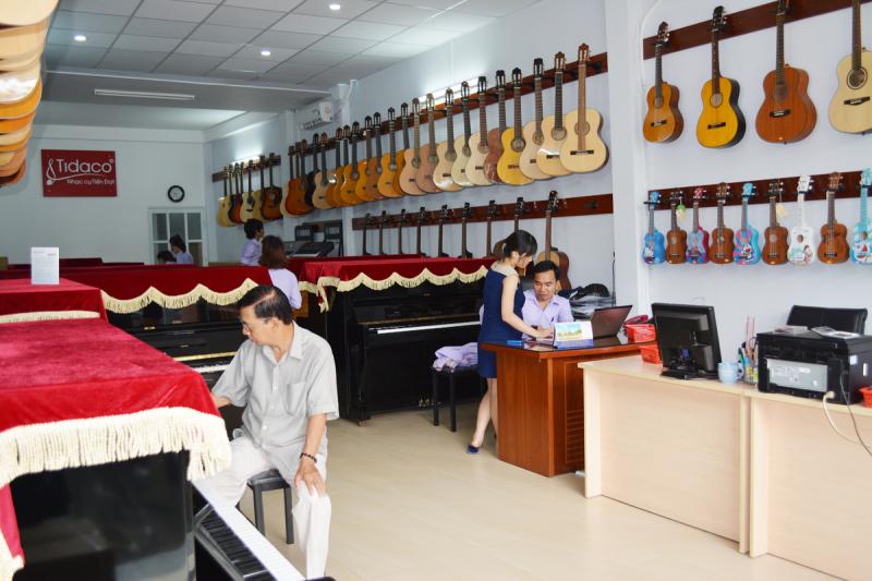 Đàn Piano từ các thương hiệu Yamaha, Casio, Roland, Kawai..