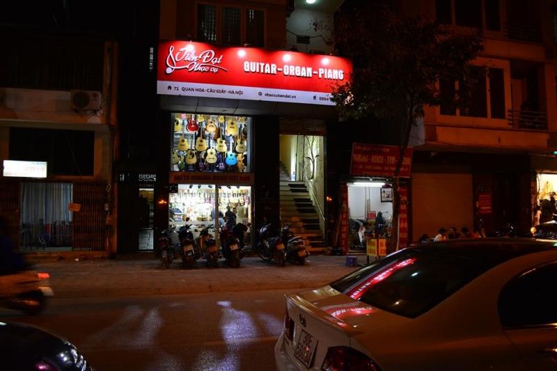 Showrom Tiến Đạt ở Hà Nội