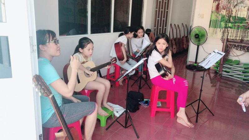 Học nhạc tại Nhạc cụ Vũng Tàu