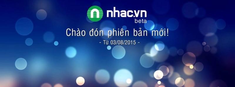 Website Nhac.vn