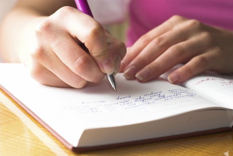 Nhẩm bài cũng là một trong những cách học bài mau thuộc