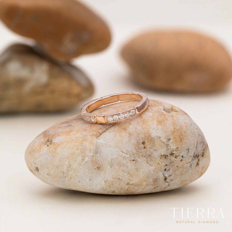 Nhẫn cưới nữ Eternity NCF0134