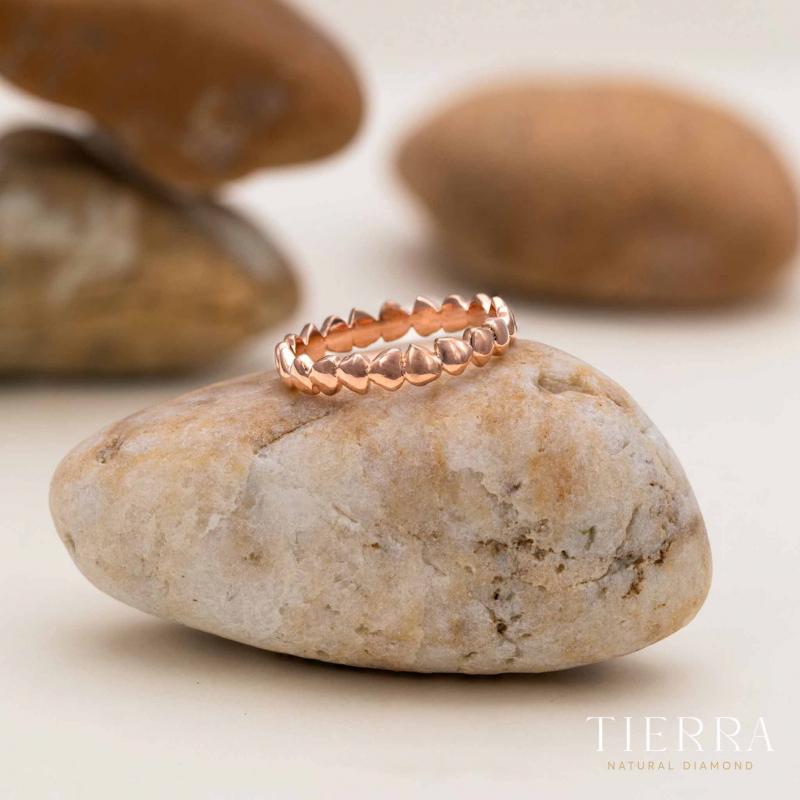 Nhẫn cưới nữ Eternity NCF0140