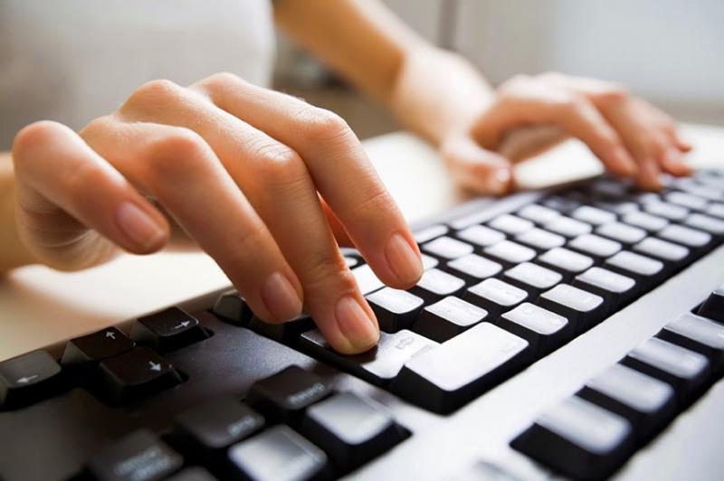 Nhận đánh máy, soạn thảo văn bản