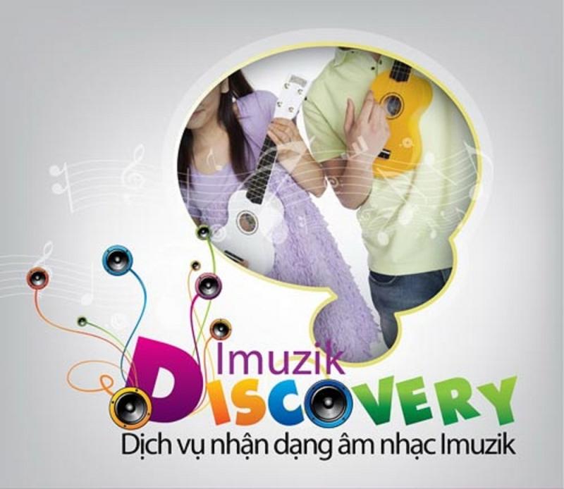 Dịch vụ nhận diện âm nhạc Imuzik