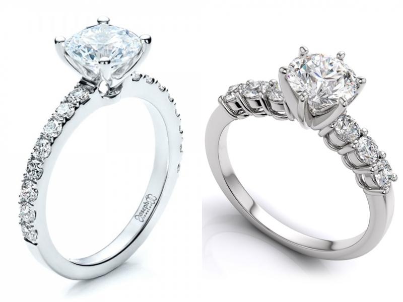Một chiếc nhẫn xa xỉ không phải là thước đó đánh giá hạnh phúc