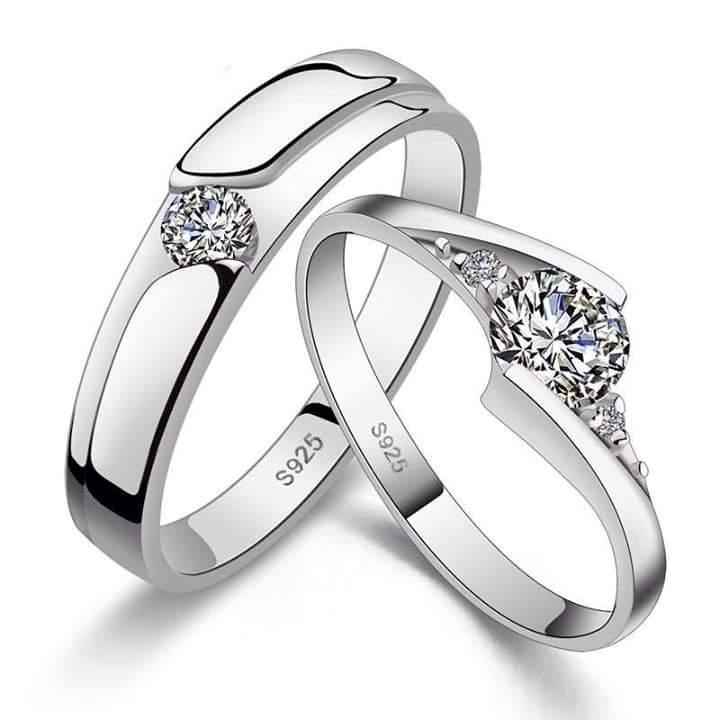 Nhẫn đôi- tinh tế và lãng mạn