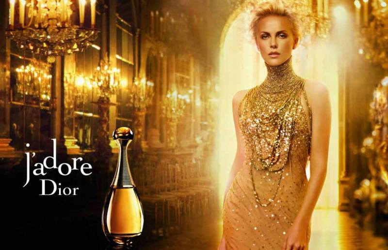 Nhãn hiệu nước hoa Dior với tẩm ảnh hưởng mang tính toàn cầu cho phái nữ