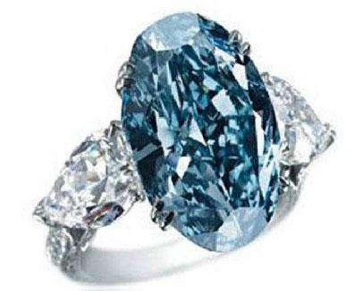 Nhẫn kim cương Chopard Blue