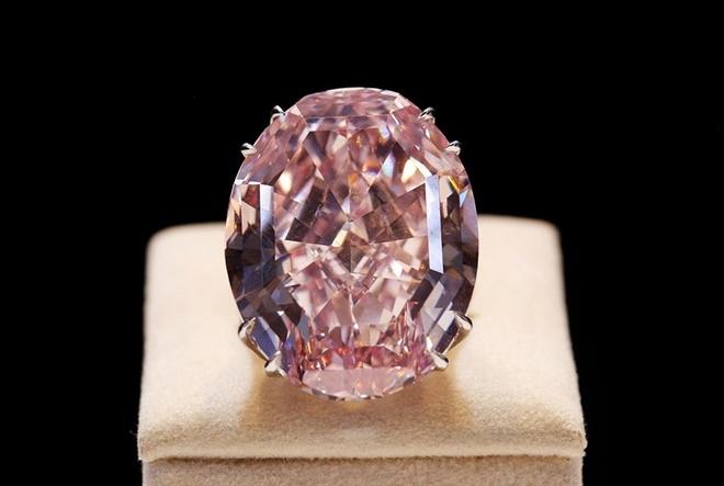 Nhẫn kim cương Pink Star
