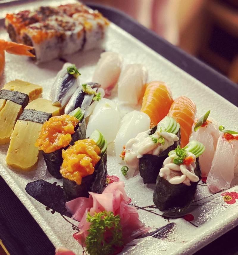 Nhan Sushi Ha Noi