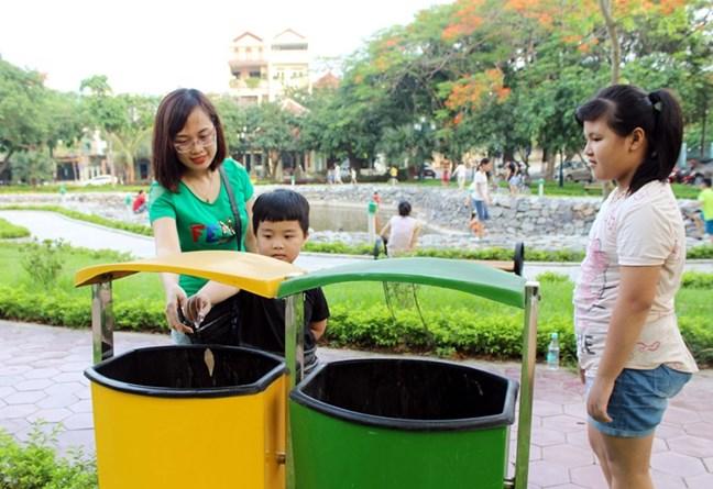 Nâng cao ý thức của người  dân về bảo vệ môi trường