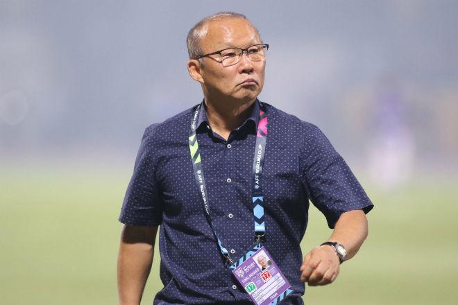 Thầy Park giúp ĐTVN lọt top 100 Thế giới