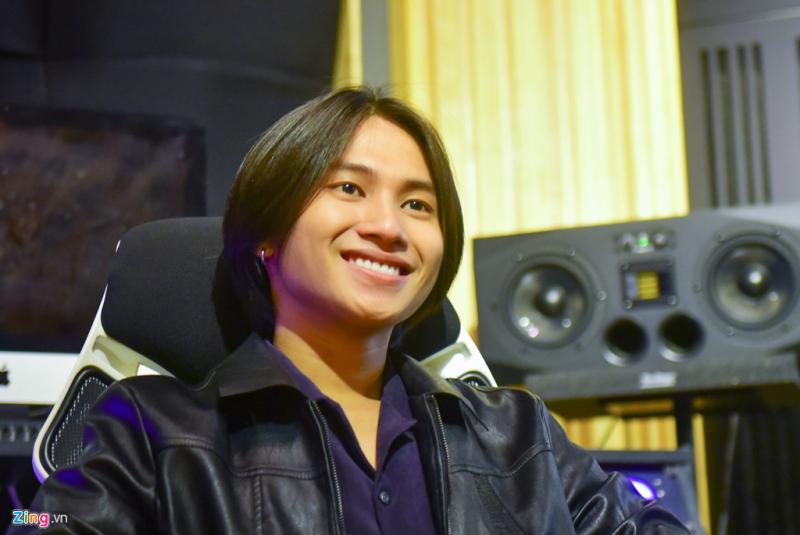 Nguyễn Trọng Tài với bản hit