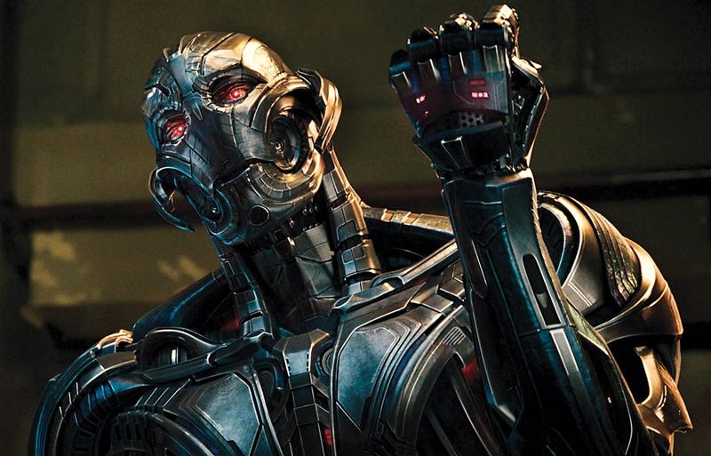 Ultron là AI siêu việt được tạo ra bởi Tony Stark & Bruce Banner